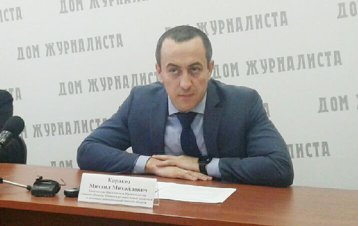 Путин объявил благодарность омскому вице-губернатору #Новости #Общество #Омск