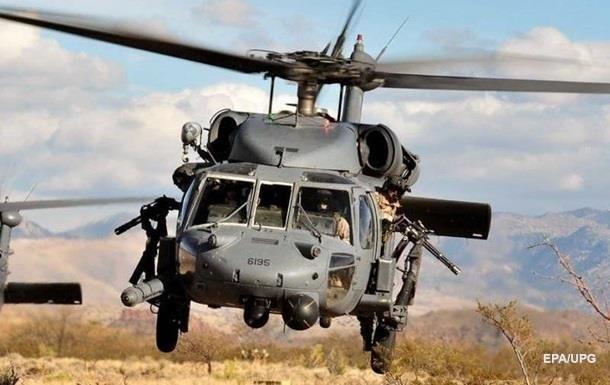 В джунглях Колумбии упал вертолет, девять жертв