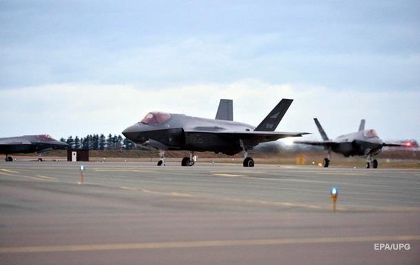 Пентагон покупает F-35, которые предназначались Турции
