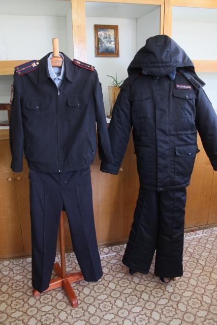Омские заключенные вынуждены шить полицейскую форму #Омск #Общество #Сегодня