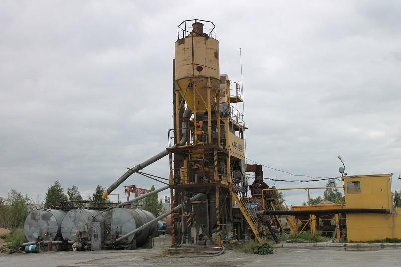 Асфальтовый завод под Омском проверяет Следком из-за выбросов #Омск #Общество #Сегодня