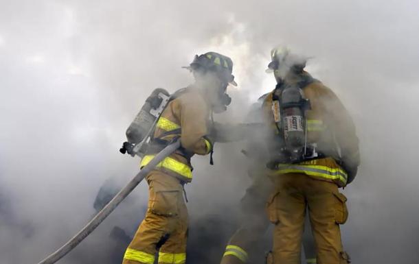 В бельгийском городе Льеж горел аэропорт