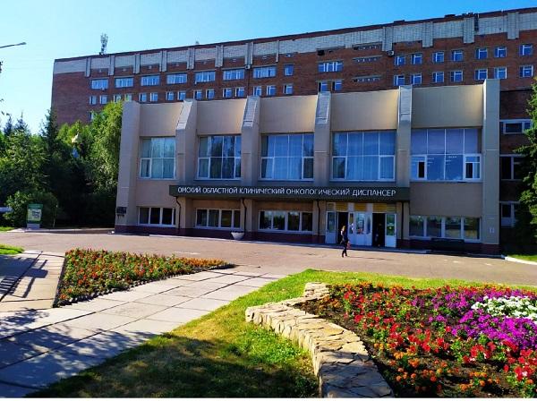Омские маммологи-хирурги из онкодиспансера переехали в новое здание #Новости #Общество #Омск
