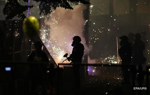 На протестах в США застрелили мужчину