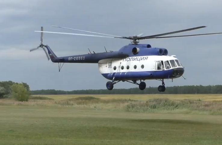 Омские инспекторы с дроном и вертолетом проследили за нарушителями ПДД #Новости #Общество #Омск
