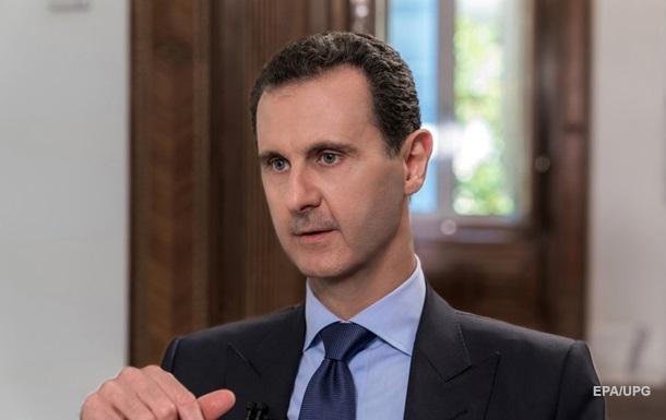 США ввели санкции против сына Башара Асада
