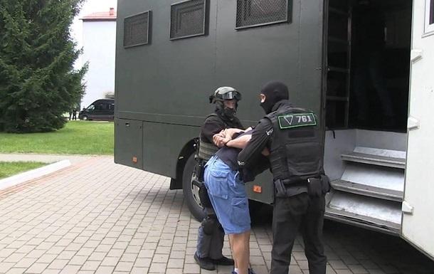 В РФ объяснили, что делали задержанные в Беларуси