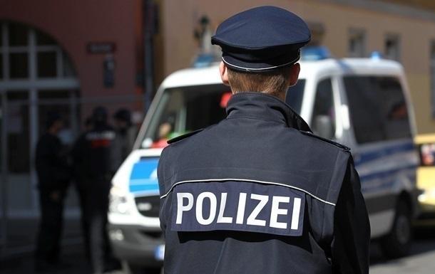 В Германии совершено вооруженное нападение на ТЦ