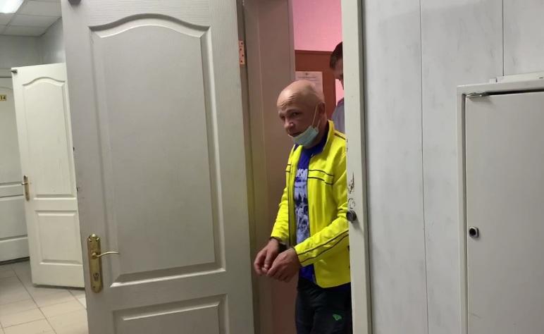 Омского «левобережного маньяка» арестовали на два месяца #Омск #Общество #Сегодня