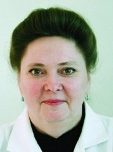 В Омске умерла заслуженный врач РФ Наталья Яштина #Новости #Общество #Омск