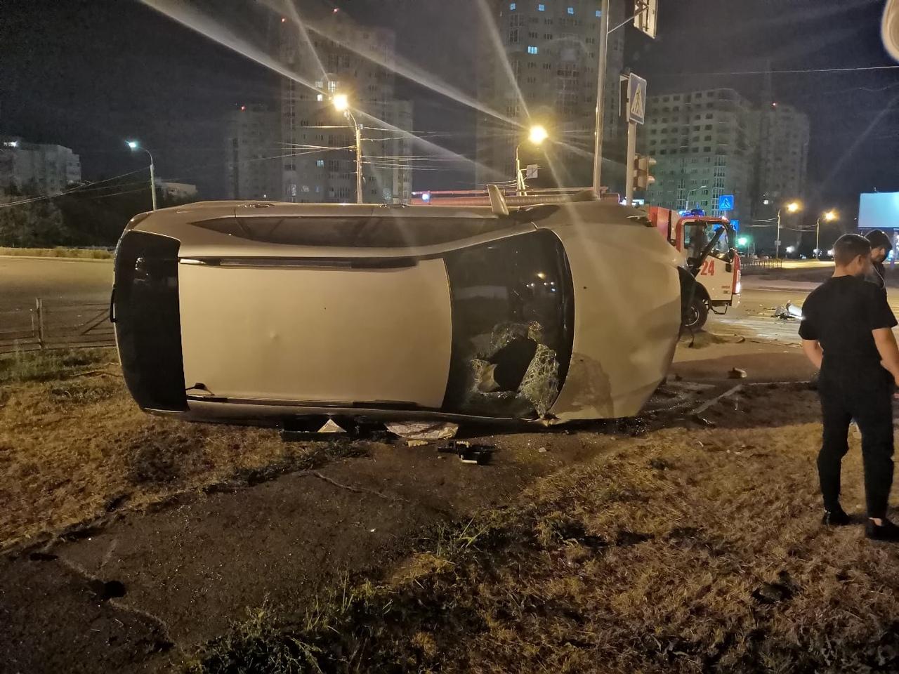 В столкновении такси и Lexus в Омске погибли 3 человека #Омск #Общество #Сегодня