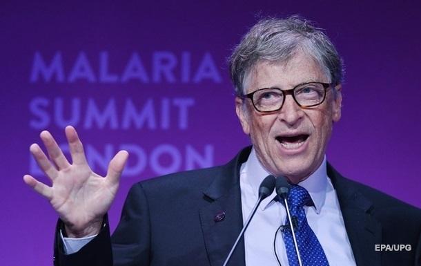 Билл Гейтс спрогнозировал окончание пандемии