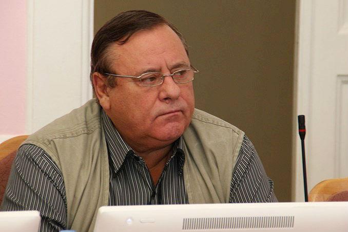 В Омске умер опытный депутат Николай Чираков #Новости #Общество #Омск