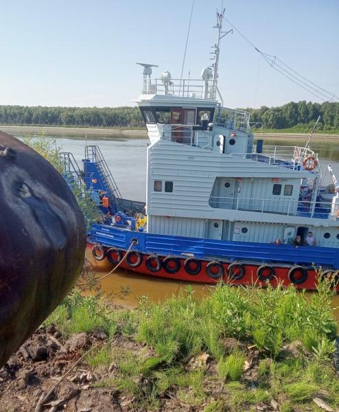 В Омске капитан теплохода морозил пассажиров, чтобы продать сэкономленное топливо #Новости #Общество #Омск