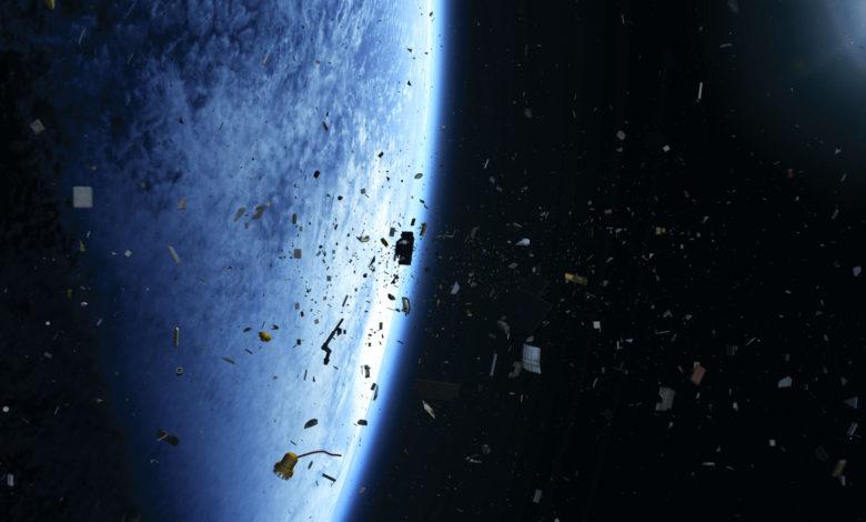 Новая техника для наблюдения за космическим мусором в дневное время!
