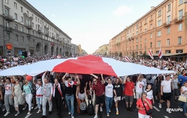 Минобороны Беларуси пригрозило применить армию против демонстрантов
