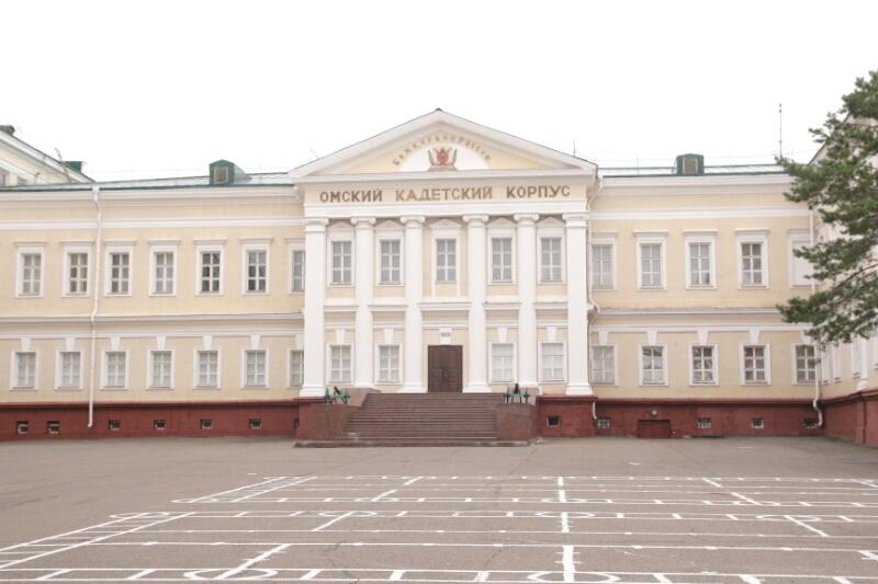 Кадетский корпус в Омске построят с ледовым дворцом и теннисными кортами #Новости #Общество #Омск