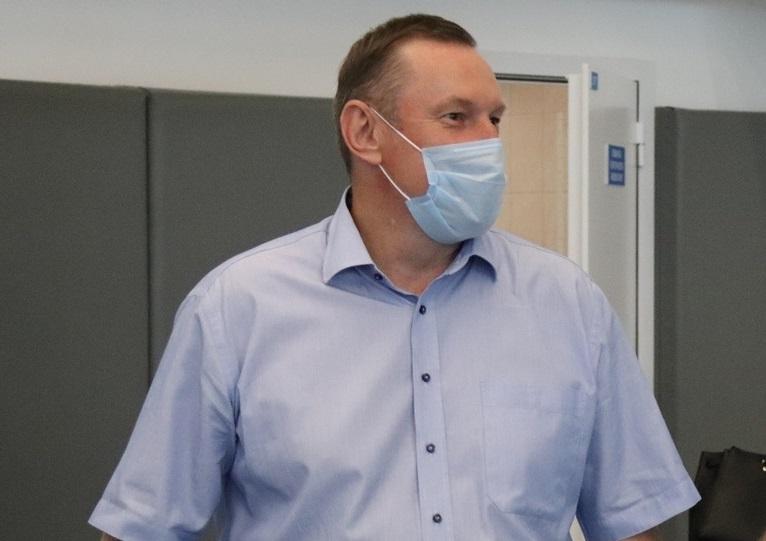 Омский министр спорта Крикорьянц заразился коронавирусом #Омск #Общество #Сегодня