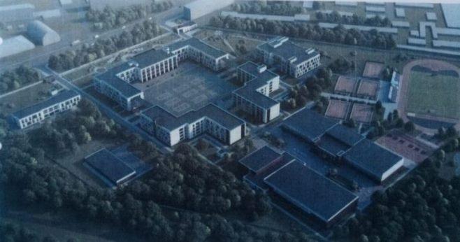 Омский кадетский корпус перевезут из центра на Красный Пахарь #Новости #Общество #Омск