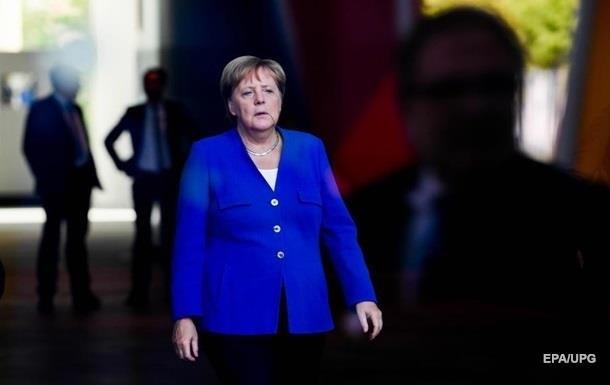 Решение по СП-2 примет ЕС, а не Берлин - Меркель