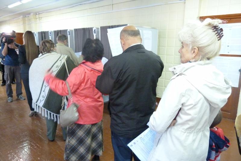 В Омской области началось досрочное голосование на самых масштабных выборах #Омск #Общество #Сегодня
