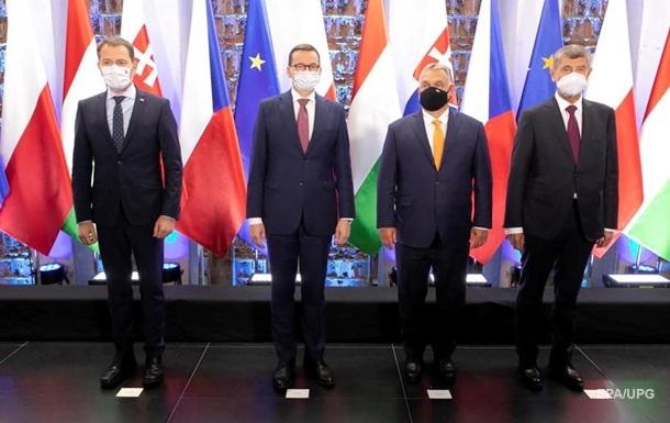 Вышеградская группа предложит белорусам безвиз