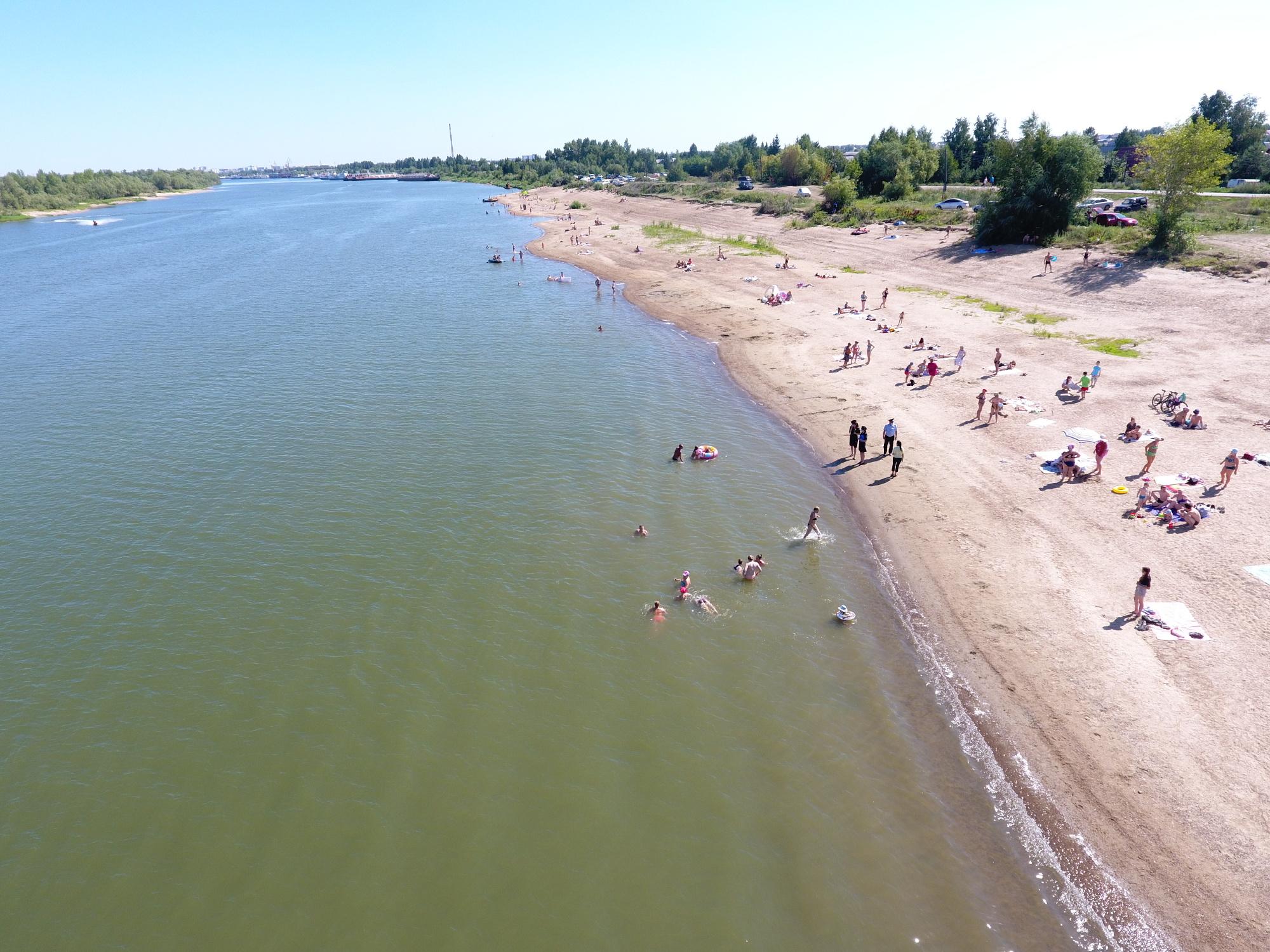 В омских реках нашли азот, алюминий, марганец, медь и фенолы #Новости #Общество #Омск