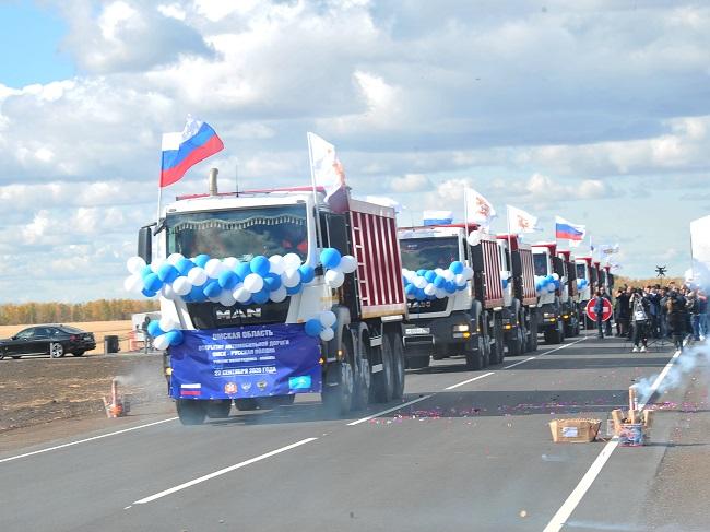Бурков рассказал, на чем сэкономили при строительстве дороги в обход Казахстана #Новости #Общество #Омск