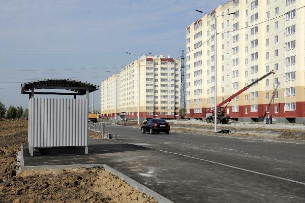 Жилья в Омской области хотят строить в 3 раза больше