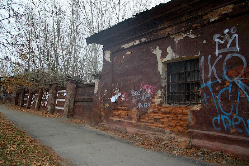 Бывшие склады Минобороны в центре Омска продают за 55 миллионов #Новости #Общество #Омск