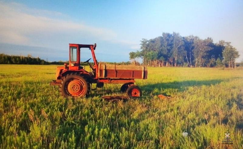 Омичка продавала трактор и осталась без денег #Омск #Общество #Сегодня