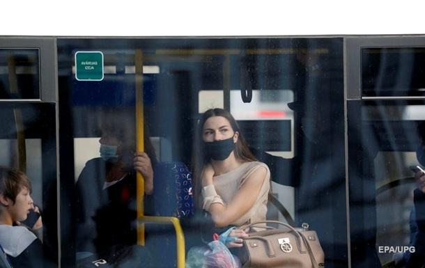 В Латвии установили штраф за отсутствие защитной маски