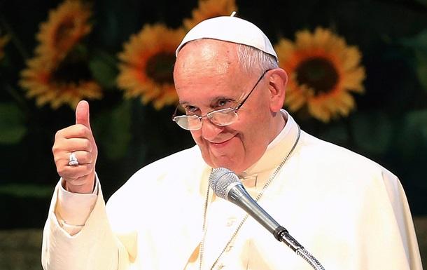 Папа Римский призвал узаконить однополые браки