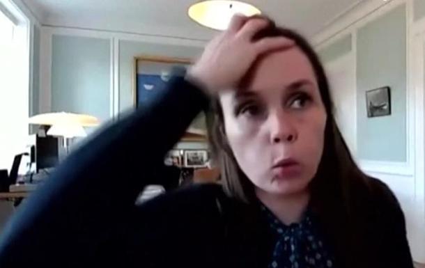 Землетрясение прервало интервью премьера Исландии