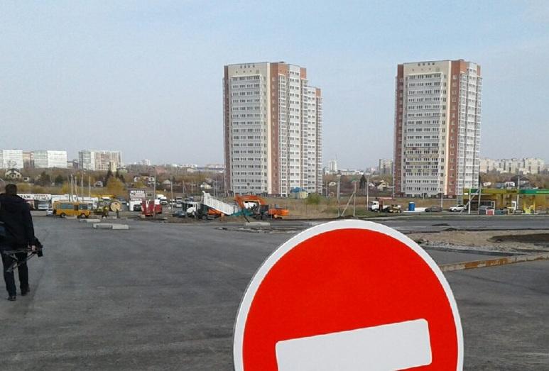 В Омске наконец-то сдали дома возле новой дороги на Левобережье #Омск #Общество #Сегодня