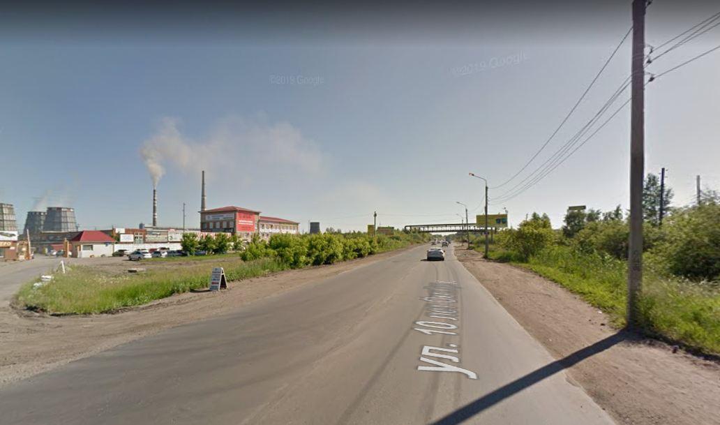 В Омске реконструируют улицу 10 лет Октября #Новости #Общество #Омск
