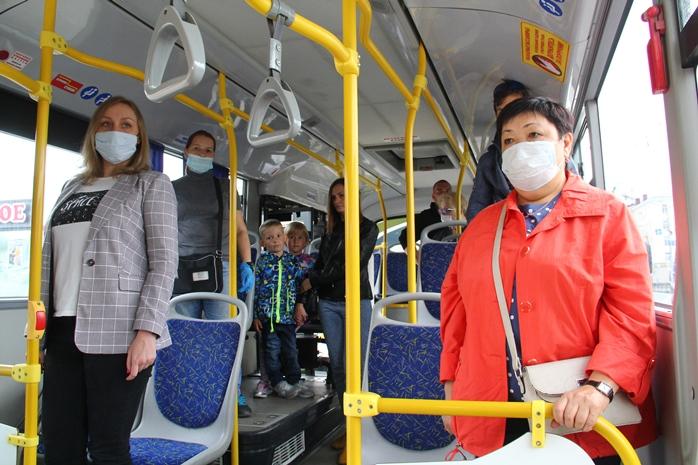 Омских кондукторов обяжут выгонять из транспорта пассажиров без масок #Новости #Общество #Омск