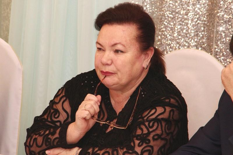 В Омске умерла экс-председатель торгово-промышленной палаты Татьяна Хорошавина #Омск #Общество #Сегодня