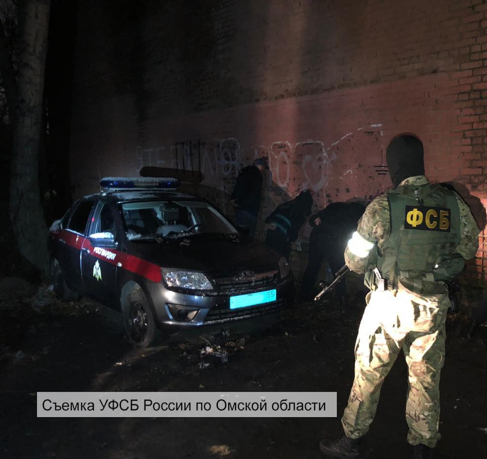 В Омске сотрудники Росгвардии «крышевали» наркодилеров #Омск #Общество #Сегодня