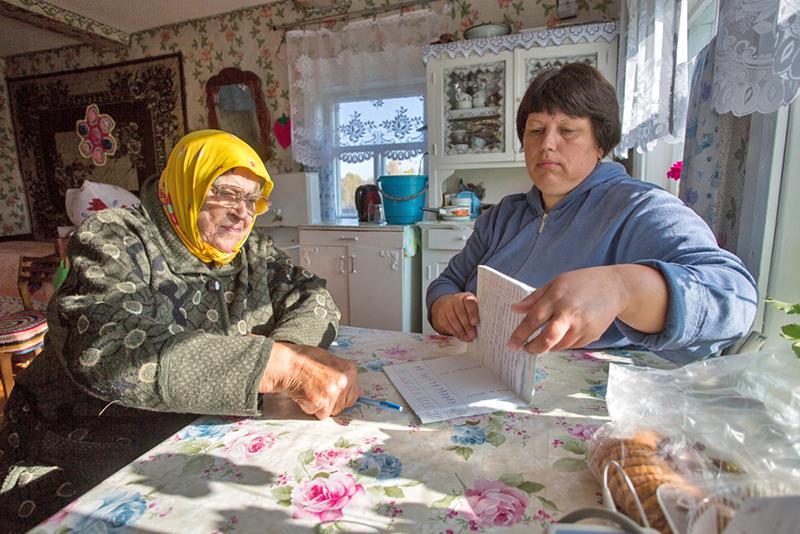 Омичам принесут пенсию досрочно #Омск #Общество #Сегодня
