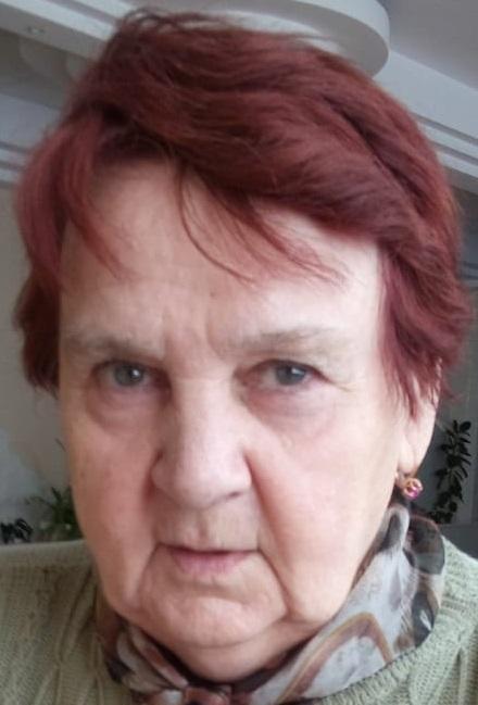 В Омске ищут 78-летнюю пенсионерку в бордовом берете #Новости #Общество #Омск