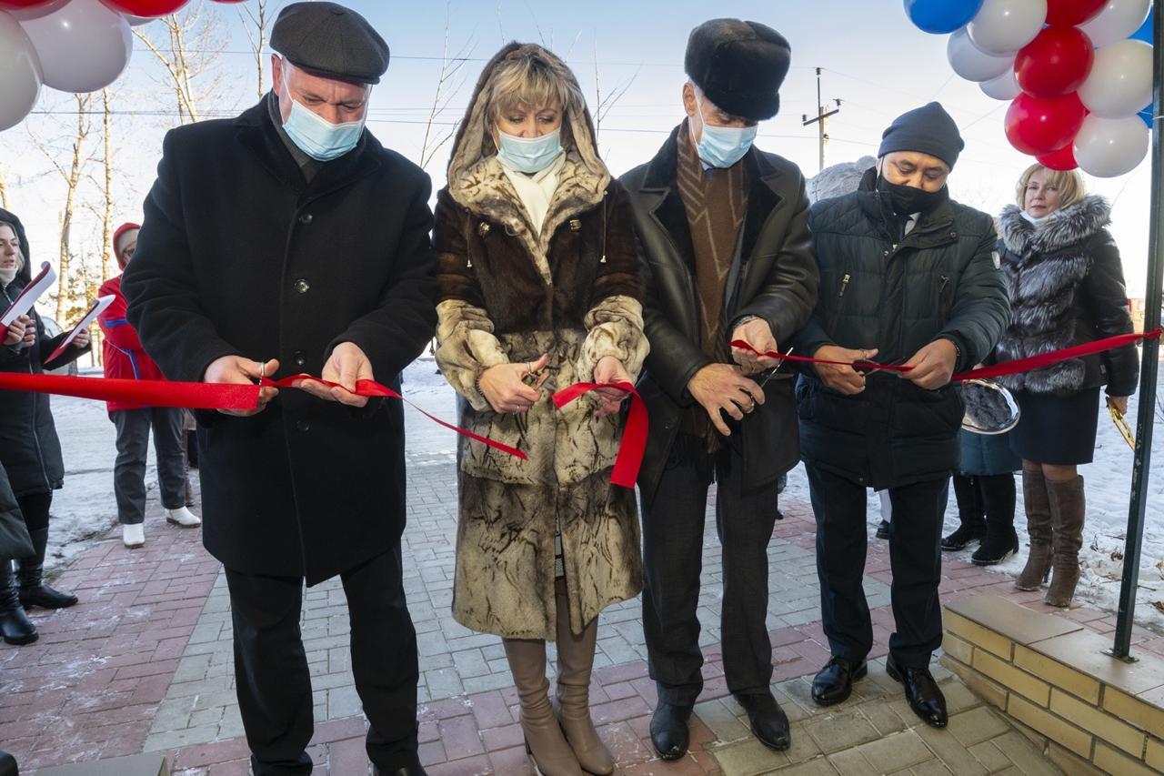 В Омском районе открылся новый филиал в комплексном центре соцобслуживания #Новости #Общество #Омск