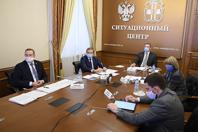 Бурков сделал заявление о новой «Арене Омск» #Новости #Общество #Омск