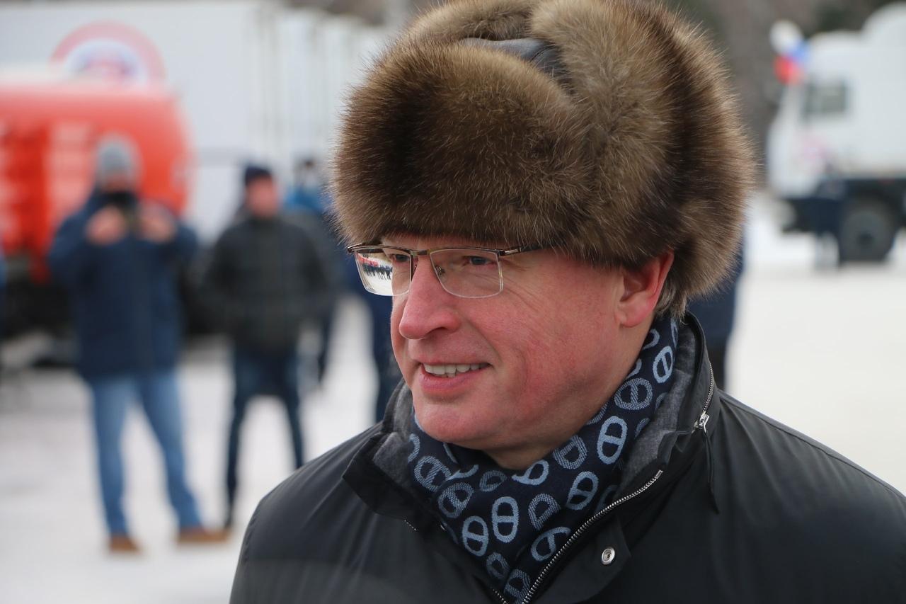 Бурков отказался делать 31 декабря выходным днем в Омской области #Новости #Общество #Омск