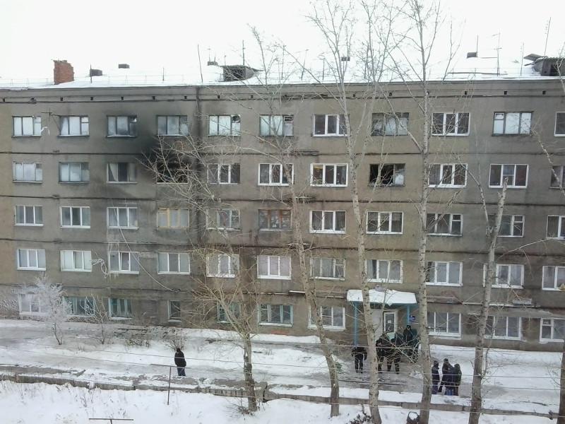 Молодой омич «навел шороху» в студенческом общежитии #Новости #Общество #Омск