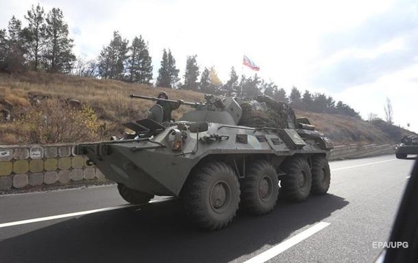В РФ отрицают окружение миротворцев в Карабахе