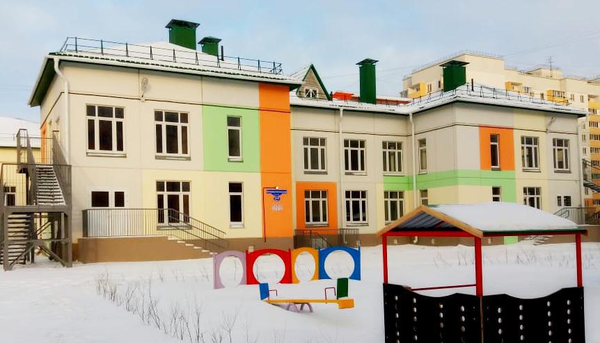 В «Тарской крепости» наконец-то откроется детский сад #Новости #Общество #Омск