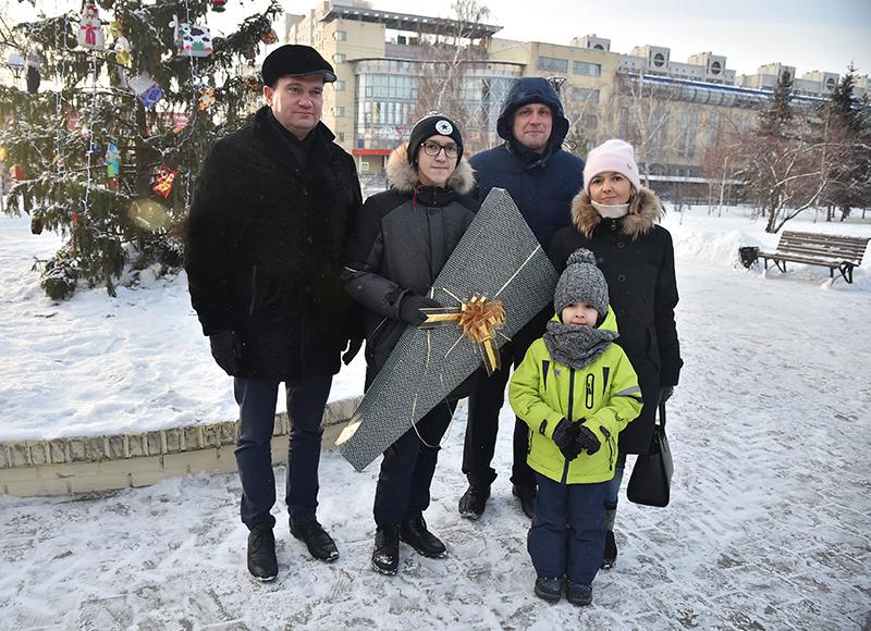 Общественное движение «Мой Омск» присоединилось к акции «Елка желаний» #Новости #Общество #Омск
