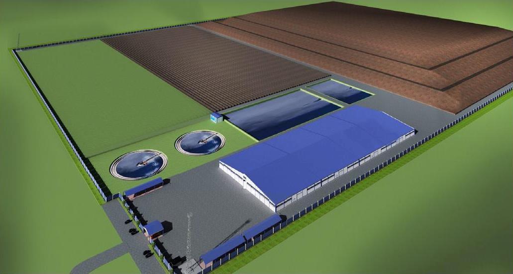 Мусоросортировочный комплекс с полигоном под Омском сдадут к 2023 году