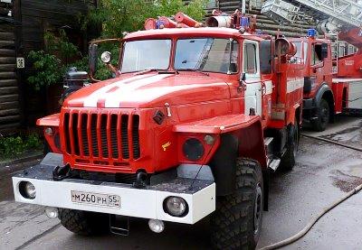 В Омской области за первый день нового года погибло 6 человек на пожарах #Новости #Общество #Омск